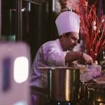 catering pour la soirée de lancement Eventmore