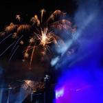 show pyrotechnique - boite evenementiel