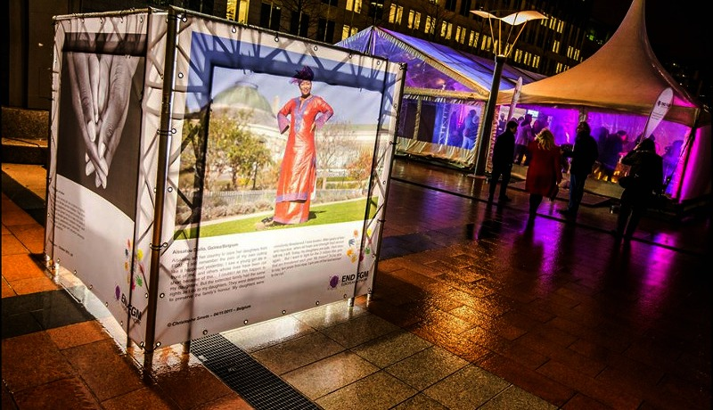 Organisation d'une soirée commémorative avec L'UNION for END FGM