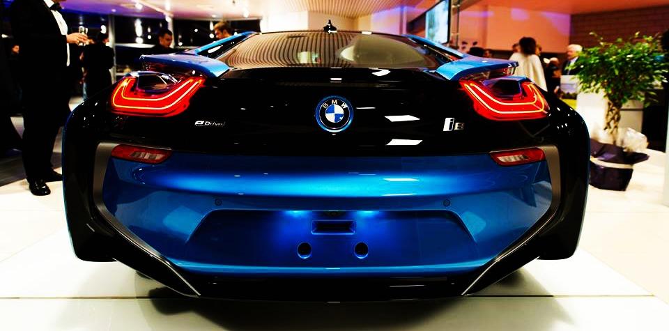 Événement pour l'inauguration d'une nouvelle concession (BMW Wiliquet)