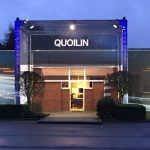 Wrapping POP UP Store Quoilin